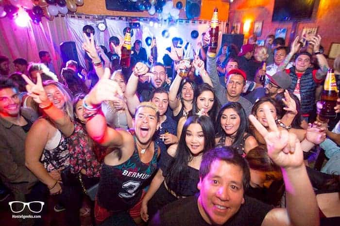Wild Rover Cusco is one of the best party hostels in the world