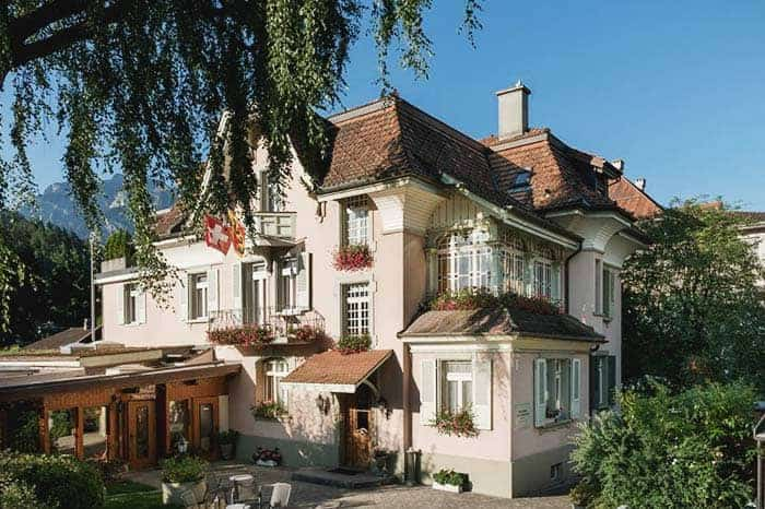 Swiss Hotel Inn and Apartments
