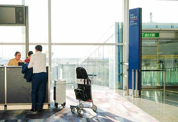 Got your onward ticket? Otherwise you may not be able to board the airplane