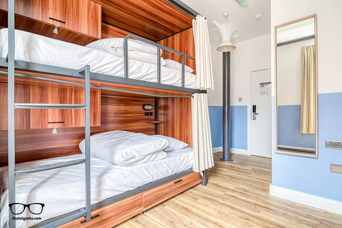 Selina NQ1 Manchester is one of the best hostels in Manchester, UK