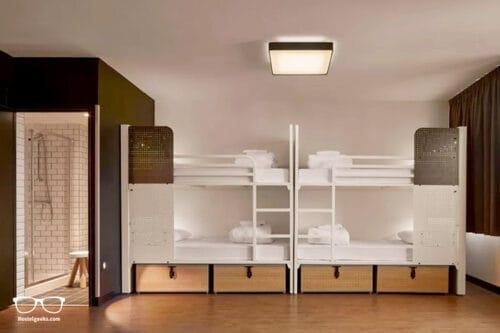 Generator Paris is one of the best hostels in Paris, France