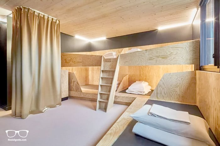 JO&JOE Paris Gentilly is one of the best hostels in Paris, France