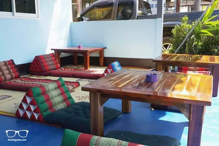 Baan Mook Anda Hostel is one of the best hostels in Koh Lanta, Thailand