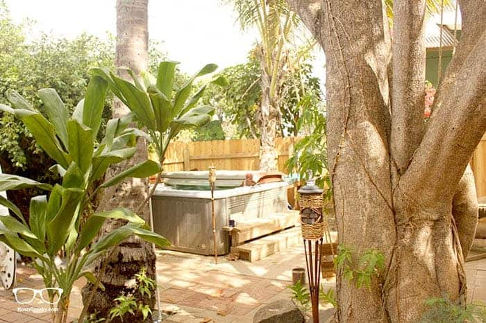 Banana Bungalow Hostel is one of the best hostels in Maui, Hawaii