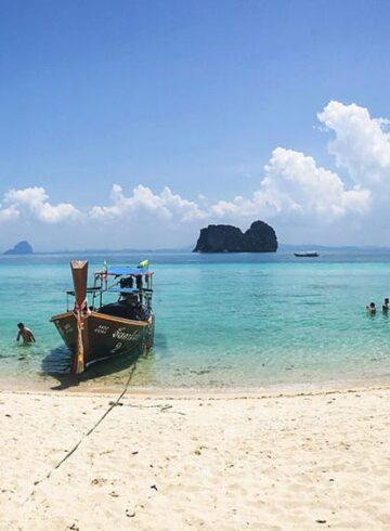 3 Best Hostels in Koh Lanta, Thailand
