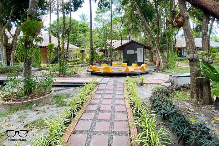 Blanco Hostel is one of the best hostels in Koh Lanta, Thailand