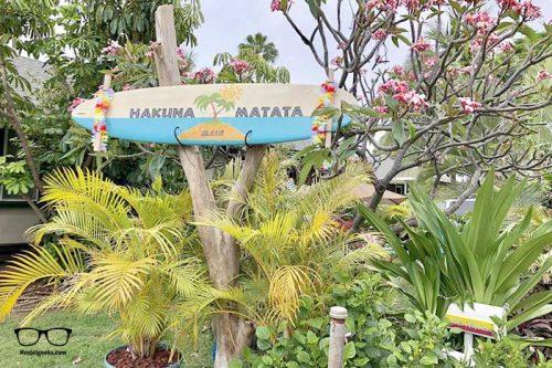 Hakuna Matata Hostel is one of the best hostels in Maui, Hawaii