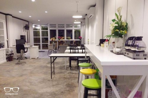 Hub of Joys Hostel is one of the best hostels in Koh Lanta, Thailand