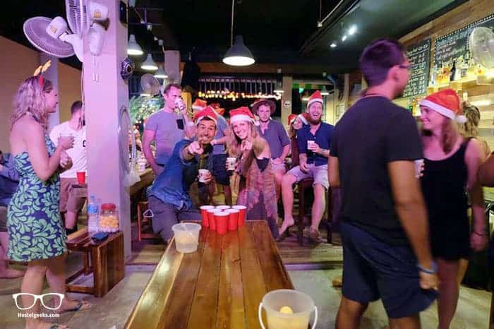 Non La Mer Hostel is one of the best hostels in Koh Lanta, Thailand