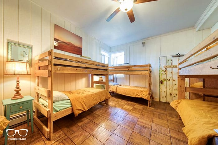 HI Point Reyes is one of the best hostels in California, USA