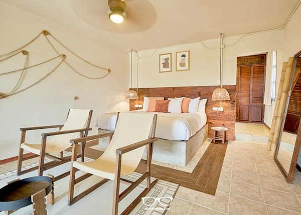 Private Room at Luxury Hostel Selina