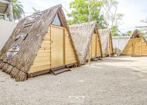 Selina Hostel in Tulum - Sleep in Luxury Tents