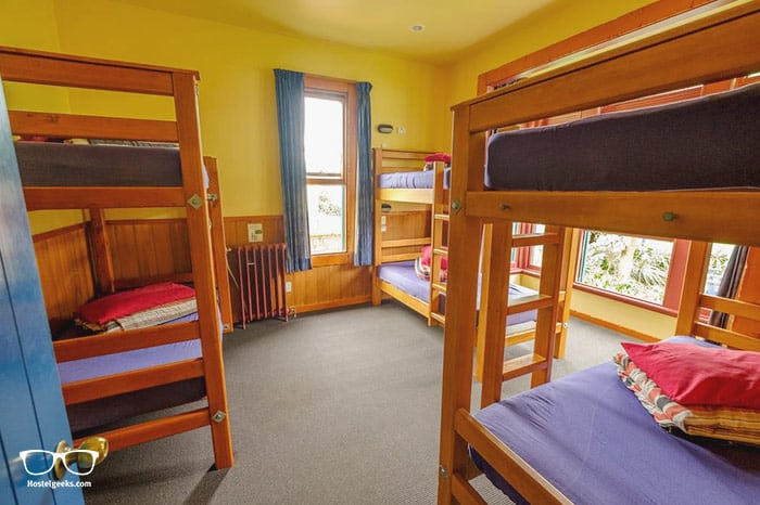 The Old Countryhouse is one of the best hostels in Christchurch, New Zealand