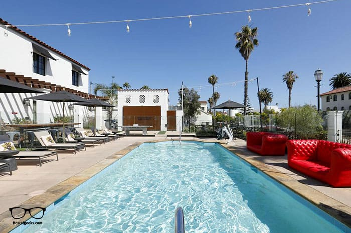 The Wayfarer is one of the best hostels in California, USA