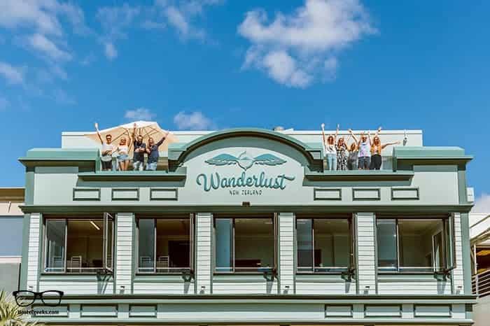 Wanderlust NZ, Tauranga is one of the best hostels in New Zealand, Oceania