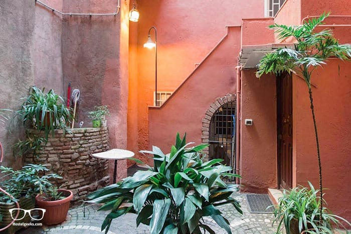 "Best ""long-term stay"" Airbnb in Rome, part of our full guide to the best Airbnbs in Rome, Italy"