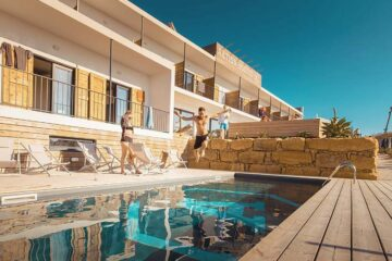 27 Best Surf Hostels in Portugal - A Guide to all of the Top Surf Destinations in the Country