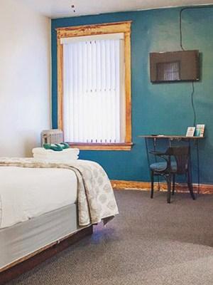 11th Avenue Hostel in Denver Colorado, USA
