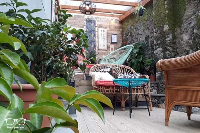 5 Terre Backpackers City is one of the best hostels in Cinque Terre, Italy