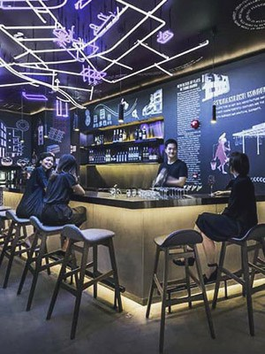 COO Boutique Hostel in Singapore