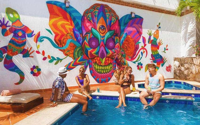 3 Best Hostels in Cancun - Get sun-kissed the Mexican way (And Party!)