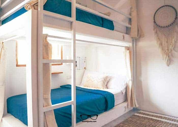 Boutique Hostels always have great dorms and so does Arya Hostel Wellness Retreat