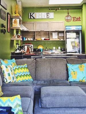 California Dreams Hostel in San Diego, USA