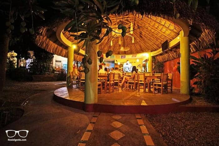 Casa Losodeli is one of the best hostels in Puerto Escondido, Mexico