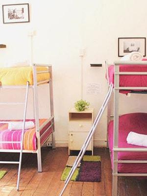 Casa Volante Hostal in Valparaiso, Chile