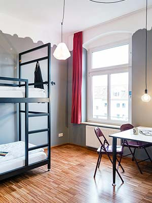 The Circus Hostel – top pick for couples