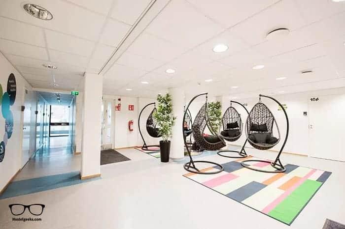 Forenom Hostel is one of the best hostels in Helsinki, Finland