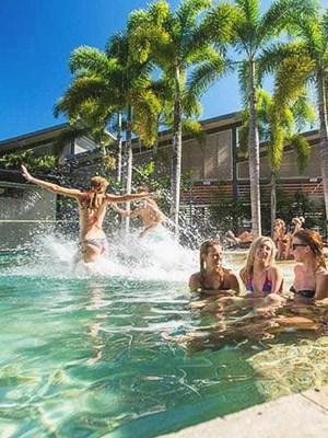 Gilligan's Backpacker Hotel in Cairns, Australia