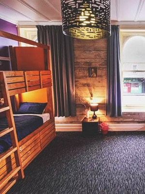 Haka Lodge in Auckland, New Zealand