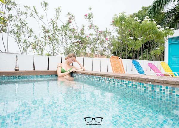 Best Hostel in Cartagena for Solo-Traveller: Republica Hostel in Old Town