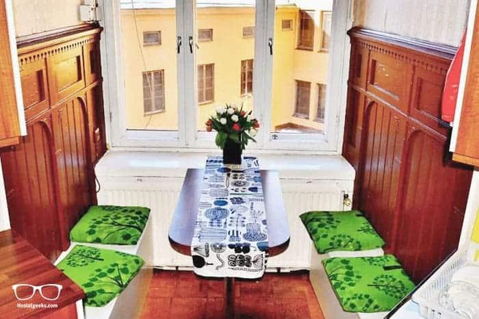 Hostel Diana Park is one of the best hostels in Helsinki, Finland