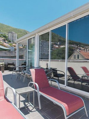 Hostel Petra Marina in Dubrovnik, Croatia