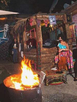 Hostel Voyage in Valparaiso, Chile