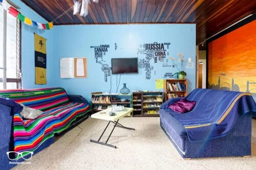 In The Wind Hostel & Guesthouse is one of the best hostels in San Jose, Costa Rica