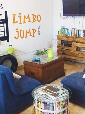 Limbo Jump Hostel in Arequipa, Peru