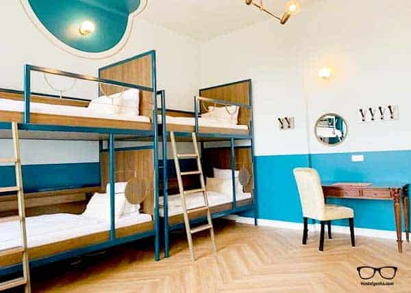 Luxury Dorms at Grand Hostel Berlin Classic in Berlin City Center