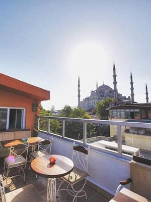 Nobel Hostel in Istanbul, Turkey