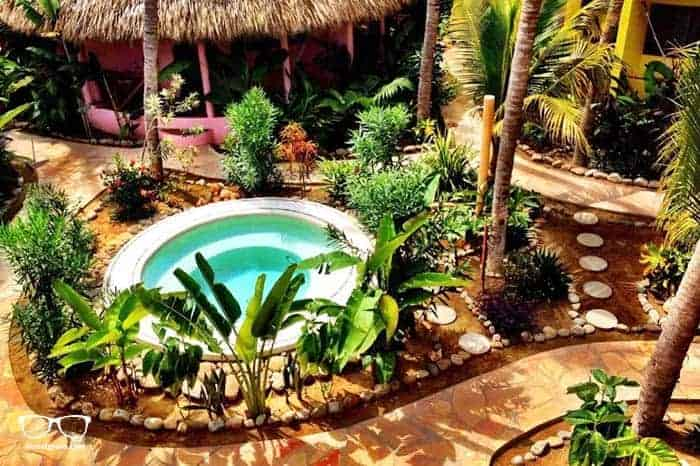 One Love Hostal is one of the best hostels in Puerto Escondido, Mexico