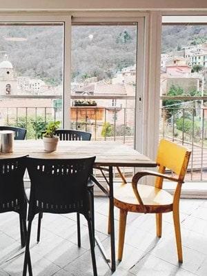 Ostello Tramonti in Cinque Terre, Italy