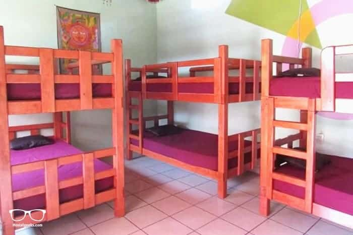 Pacific Buddha is one of the best hostels in Puerto Escondido, Mexico