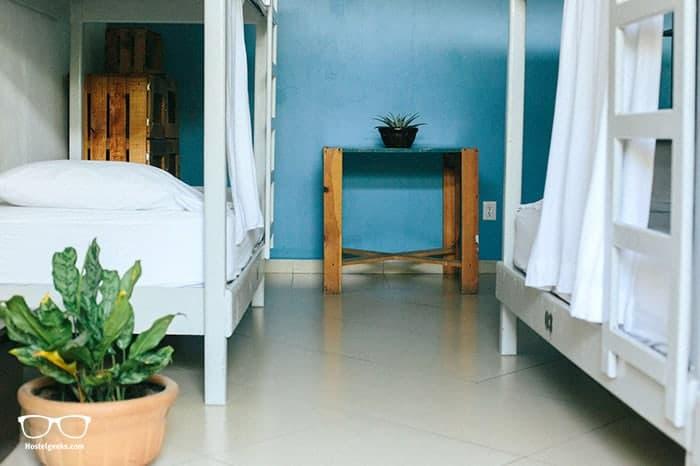 Puerto Dreams Hostel is one of the best hostels in Puerto Escondido, Mexico