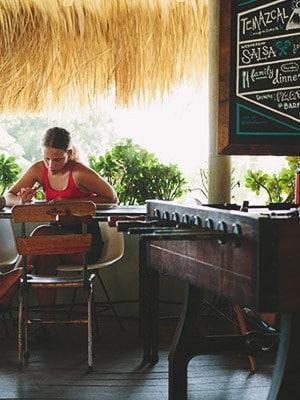 Puerto Dreams Hostel in Puerto Escondido, Mexico