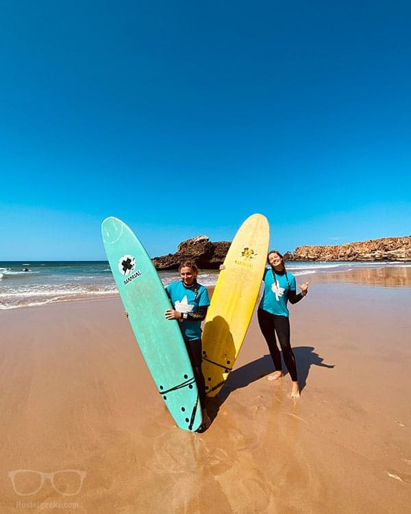Sagres Sunstay is one of the best surf hostels in Portugal