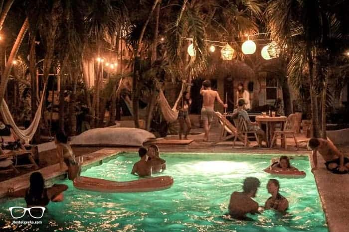Selina Puerto Escondido is one of the best hostels in Puerto Escondido, Mexico
