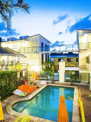 Youth Hostel Byron Bay