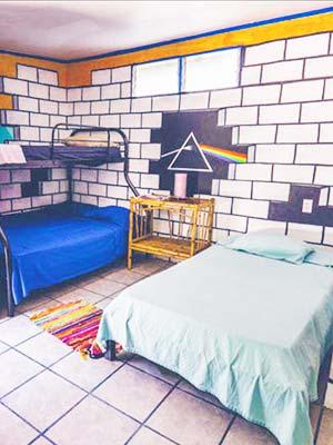 Pura Vida hostel Tamarindo